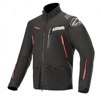 Alpinestars Venture Endurojas Black/Red