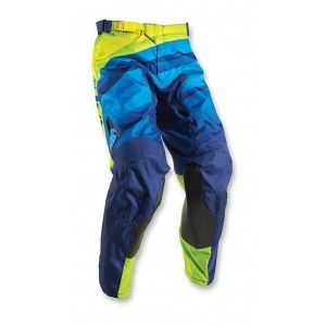Thor Broek Pulse Velow Navy/Lime-36