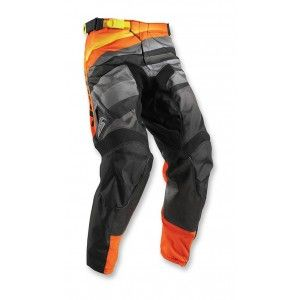 Thor Broek Pulse Velow Black/Orange