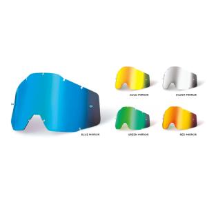 Kinder Crossbril Lens voor de 100% Crossbrillen Youth Accuri/Strata