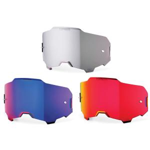 100% armega hiper mirror lens anti fog