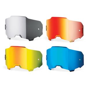 100% armega ultra hd mirror lens anti fog
