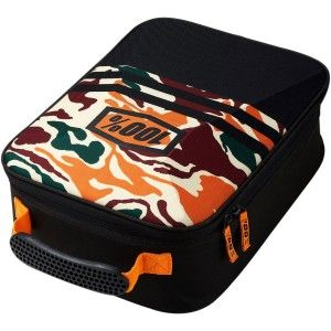 100% Goggle Case Brillentas Black/Camo