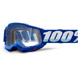 100% Crossbril Accuri 2 Blue/Clear