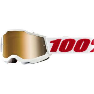 100% Kinder Crossbril Accuri 2 Youth Denver Mirror Gold