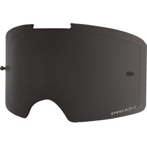 Oakley lens voor Oakley Front Line MX-Donker Getint