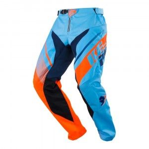 Kenny Crossbroek Track Blue/Orange