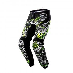 O'Neal Crossbroek Element Attack Black/Hi-Viz