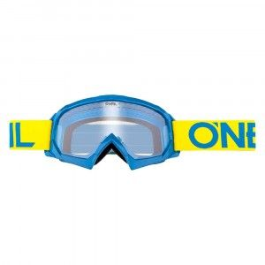 O'Neal Crossbril B10 Solid Yellow/Blue/Clear