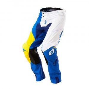 O'Neal Crossbroek Mayhem Split Blue/Yellow