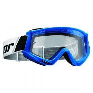 Thor Crossbril Combat Solid Blue/White