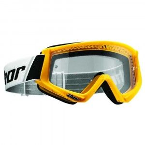 Thor Crossbril Combat Solid Yellow/Black