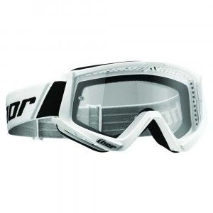 Thor Crossbril Combat Solid White/Black