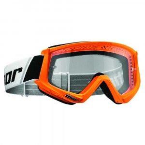 Thor Crossbril Combat Flo Orange/Black