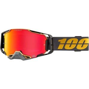 100% Armega Crossbril Falcon5-Hiper Red Mirror