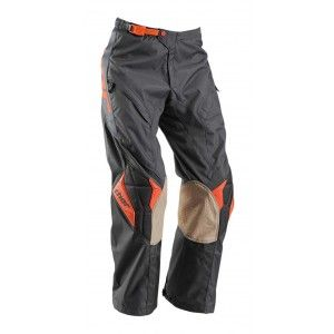 Thor Endurobroek Phase Over The Boot Grey Out - Charcoal/Orange-34