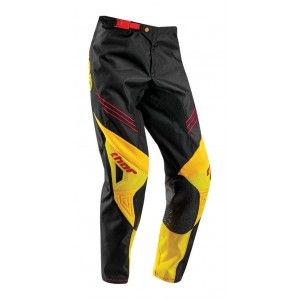Thor Broek Phase Hyperion Black/Golden Yellow-32
