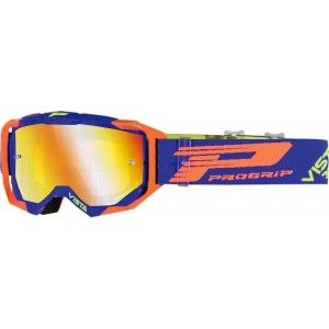 Progrip Crossbril 3303 FL Blue/Fluo Orange