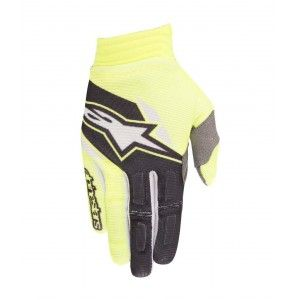 Alpinestars Handschoenen Aviator Fluo Yellow/Black