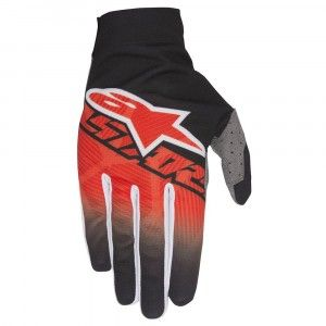 Alpinestars Handschoenen Dune Black/Red/White-XXL