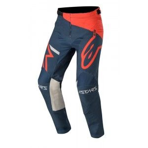 Alpinestars Racer Tech Compass Crossbroek Bright Red/Navy