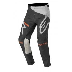 Alpinestars Racer Tech Compass Crossbroek Light Gray/Black