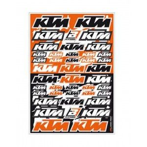 Blackbird Decal Logo Kits KTM