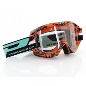 Progrip Crossbril 3450 Orange/Black