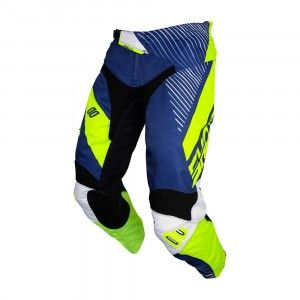 Shot Crossbroek Aerolite Optica Blue/Neon Yellow