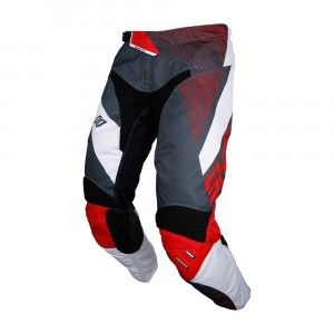 Shot Crossbroek Aerolite Optica Grey/Red