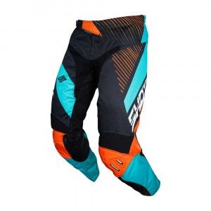 Shot Crossbroek Aerolite Optica Mint/Orange