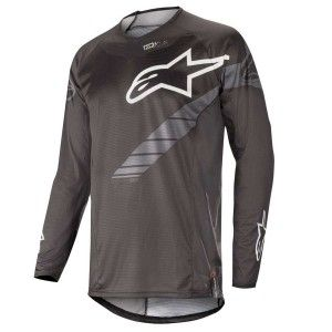 Alpinestars Crossshirt Techstar Graphite Black/Anthracite