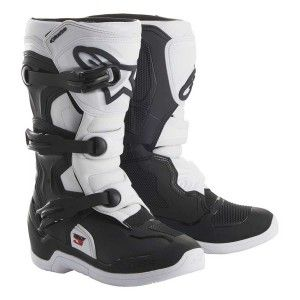 Alpinestars Youth Crosslaarzen Tech 3S Black/White
