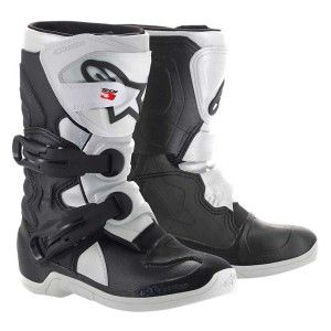 Alpinestars Kids Crosslaarzen Tech 3S Black/White
