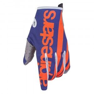 Alpinestars Handschoenen Radar Limited Edition Indianapolis Blue/Orange
