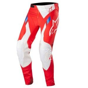Alpinestars Crossbroek Supertech Red/White