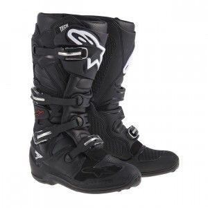 Alpinestars Crosslaarzen Tech 7 Black
