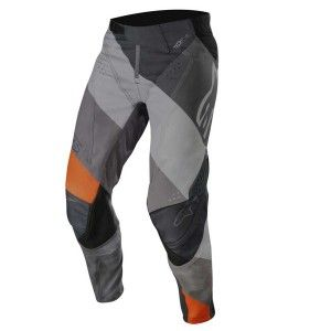 Alpinestars Crossbroek Techstar Venom Anthracite/Gray/Fluor Orange