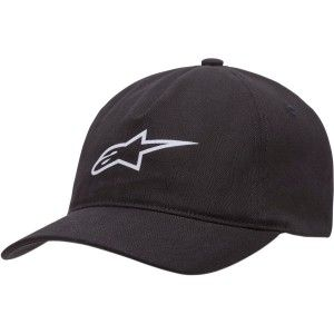 Alpinestars Ageless Curved Bill Pet Black