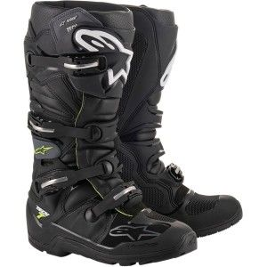 Alpinestars Crosslaarzen Tech 7 Enduro Drystar Black