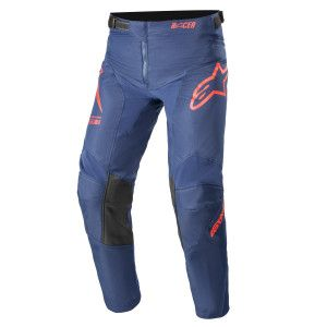 Alpinestars Kinder Crossbroek Racer Braap Blue/Red