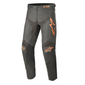 Alpinestars Kinder Crossbroek Racer Compass Black/Orange