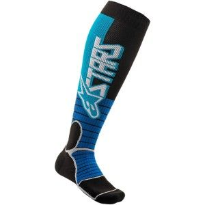 Alpinestars MX Pro Crosssokken Black/Blue