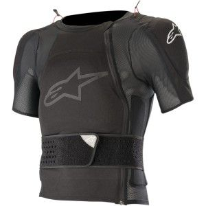 Alpinestars Protectievest Body Protector Sequence Short Sleeve Black