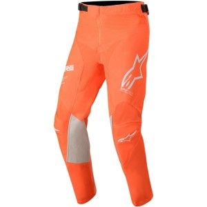 Alpinestars Kinder Crossbroek Racer Tech Fluor Orange