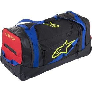 Alpinestars Trolley Komodo Black/Blue/Red