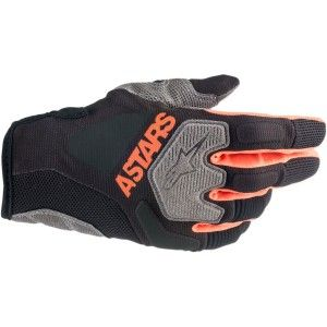 Alpinestars Venture R Enduro Handschoenen Black/Orange