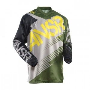 Answer Shirt Syncron Forest Green-XXL