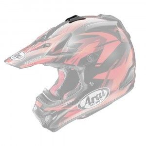 Arai MX-V Front Top Duct (2)