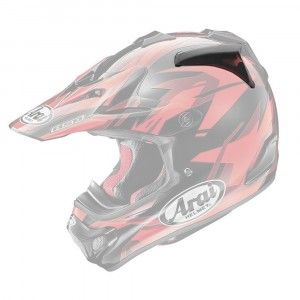 Arai MX-V Side Duct (3)